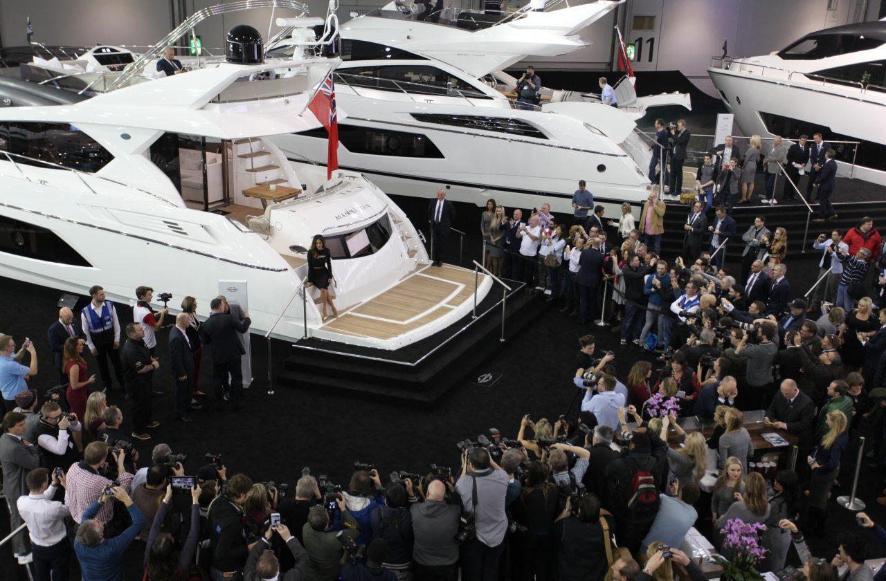 Sunseeker Boat Image