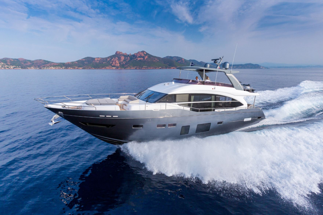 Boat sales for scotland marine sales scotland for Princess 75 motor yacht