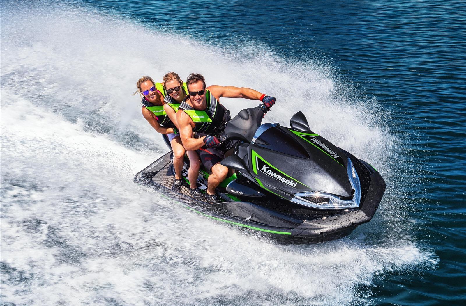 Kawasaki ultra 310 lx